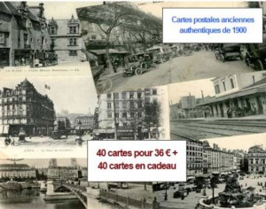CARTES POSTALES DE 1900 - Editions Moreau